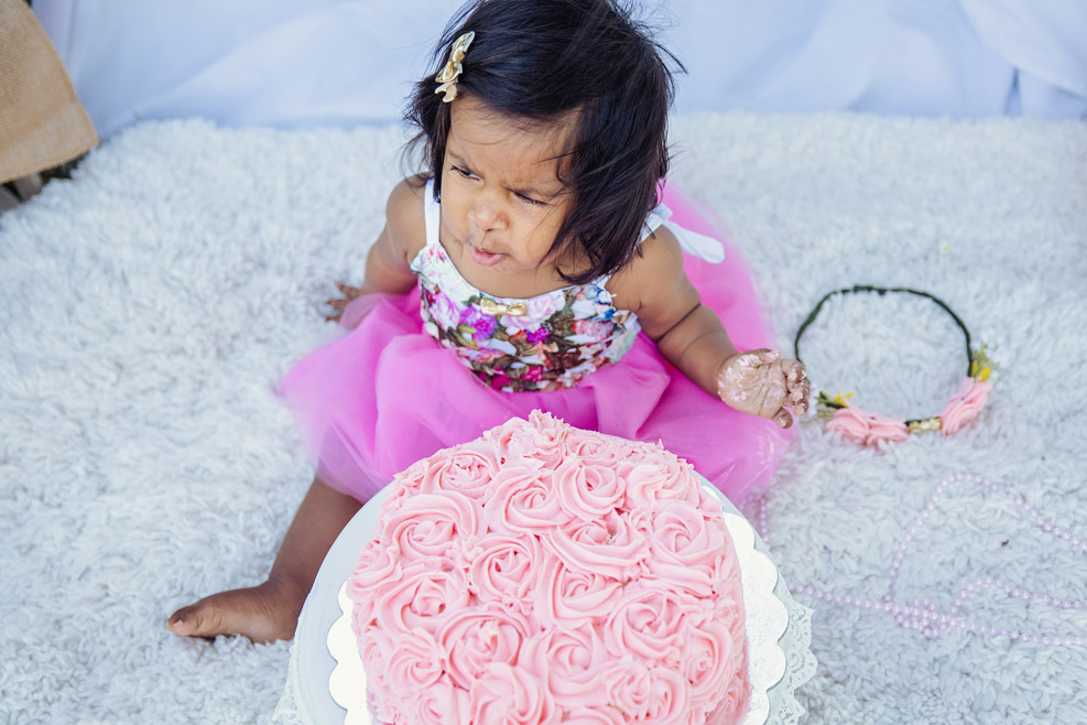 DIY 1st Birthday and Cake Smash Experience - Lovemade Handmade