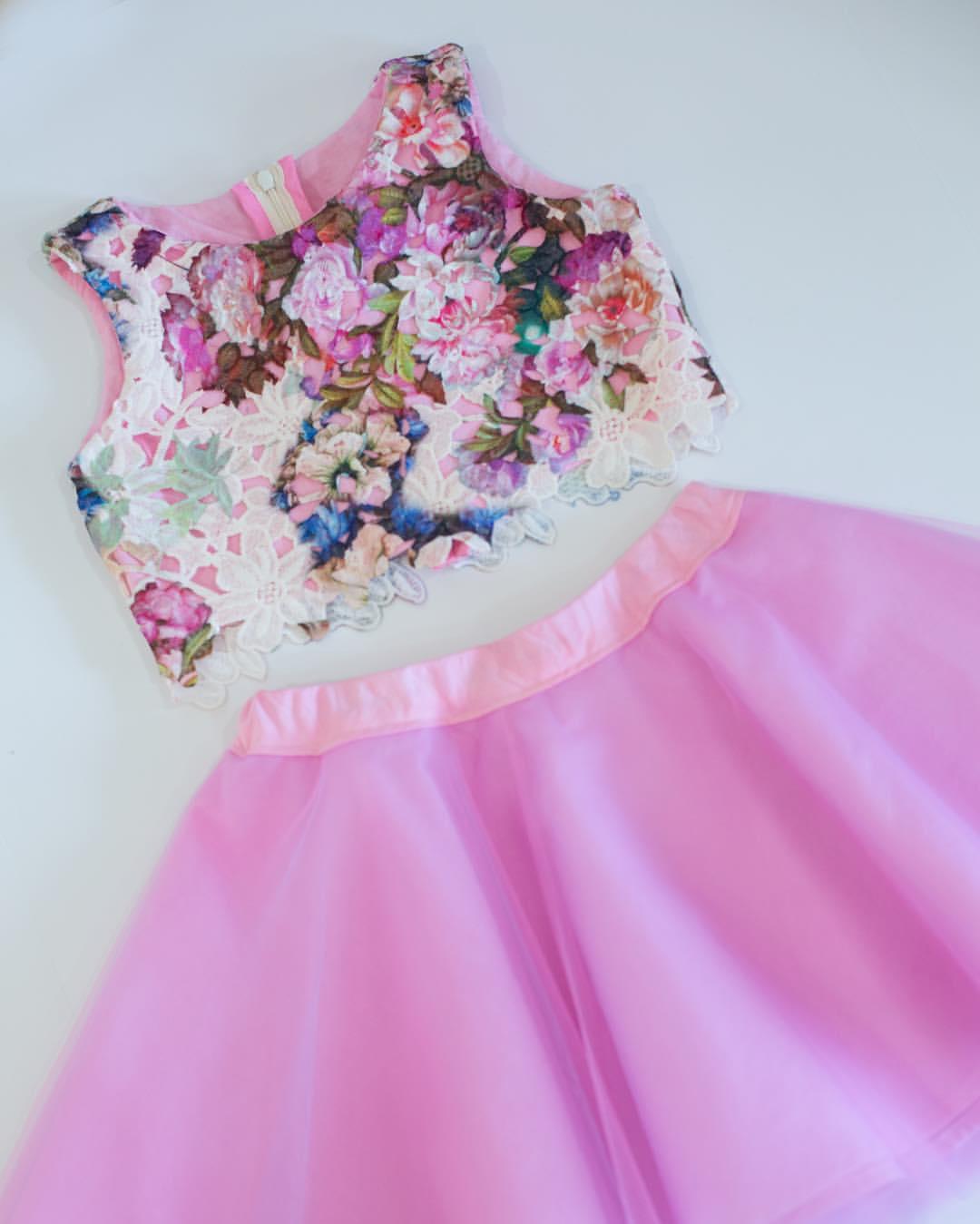 Handmade 5th Birthday Outfit - Lovemade Handmade