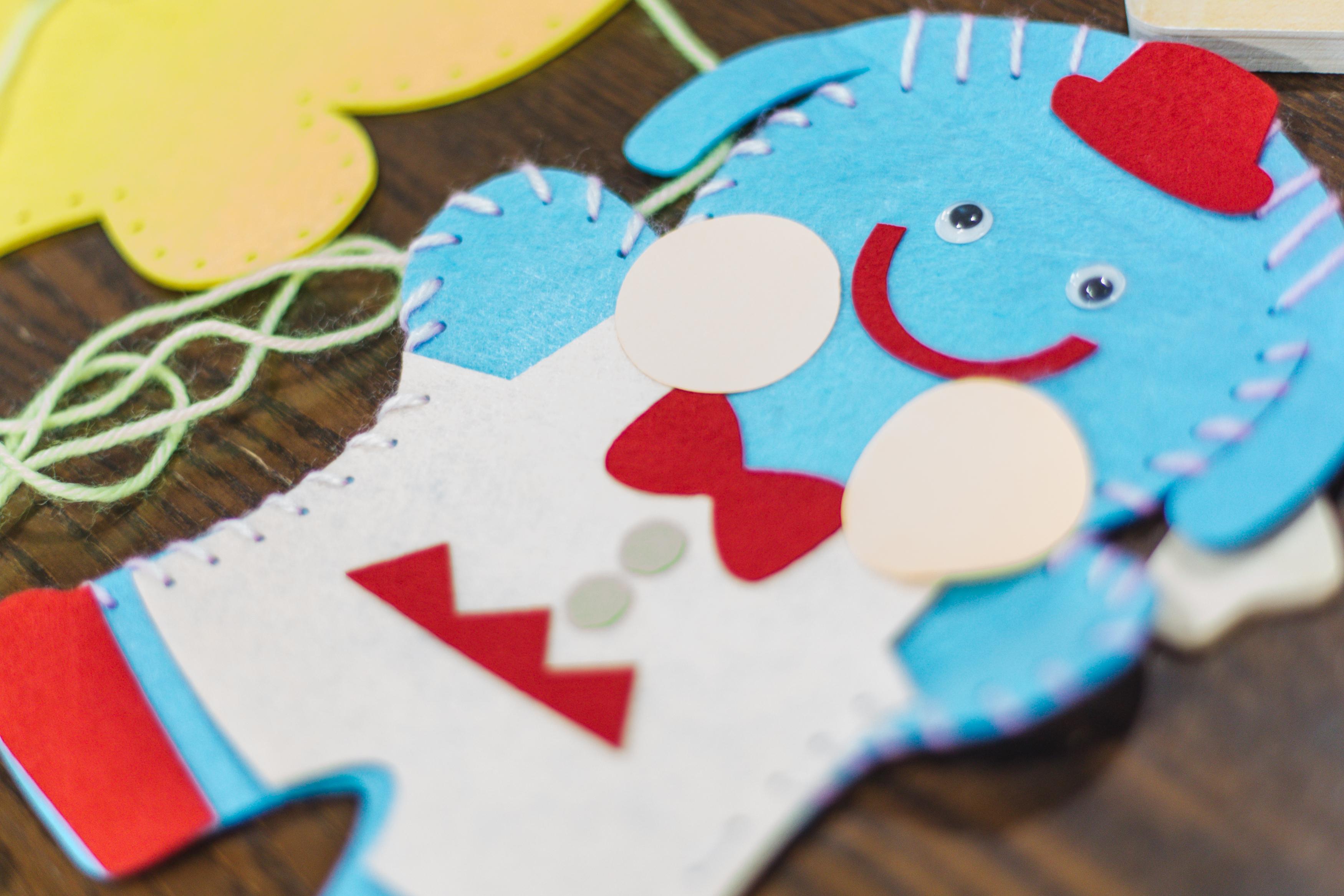 Teaching your child to sew - LOVEMADE HANDMADE
