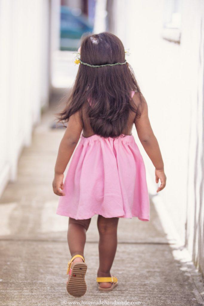 Handmade Pinafore Dresses - Lovemade Handmade